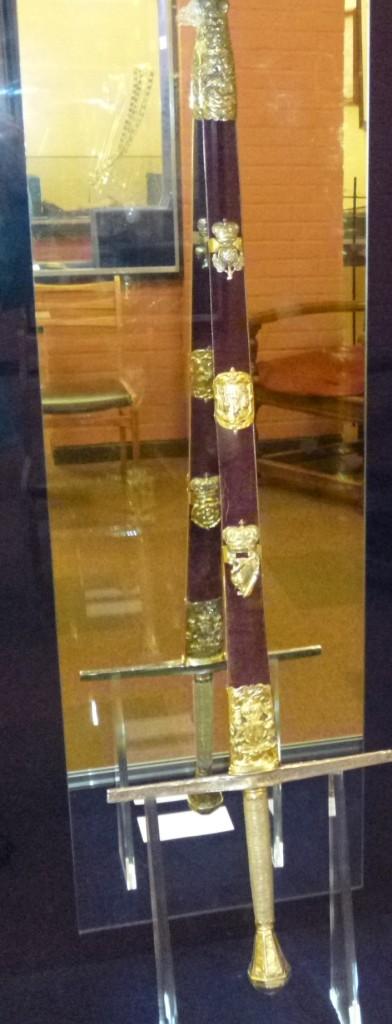 King John's sword?