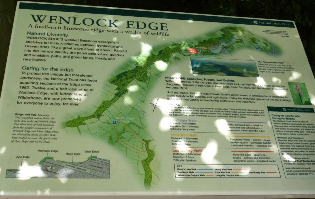 Wenlock Edge