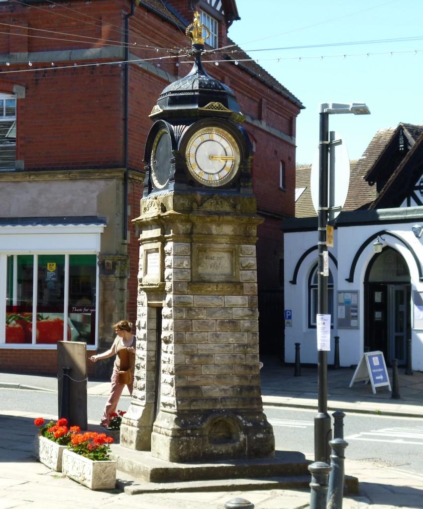 ....clock tower....