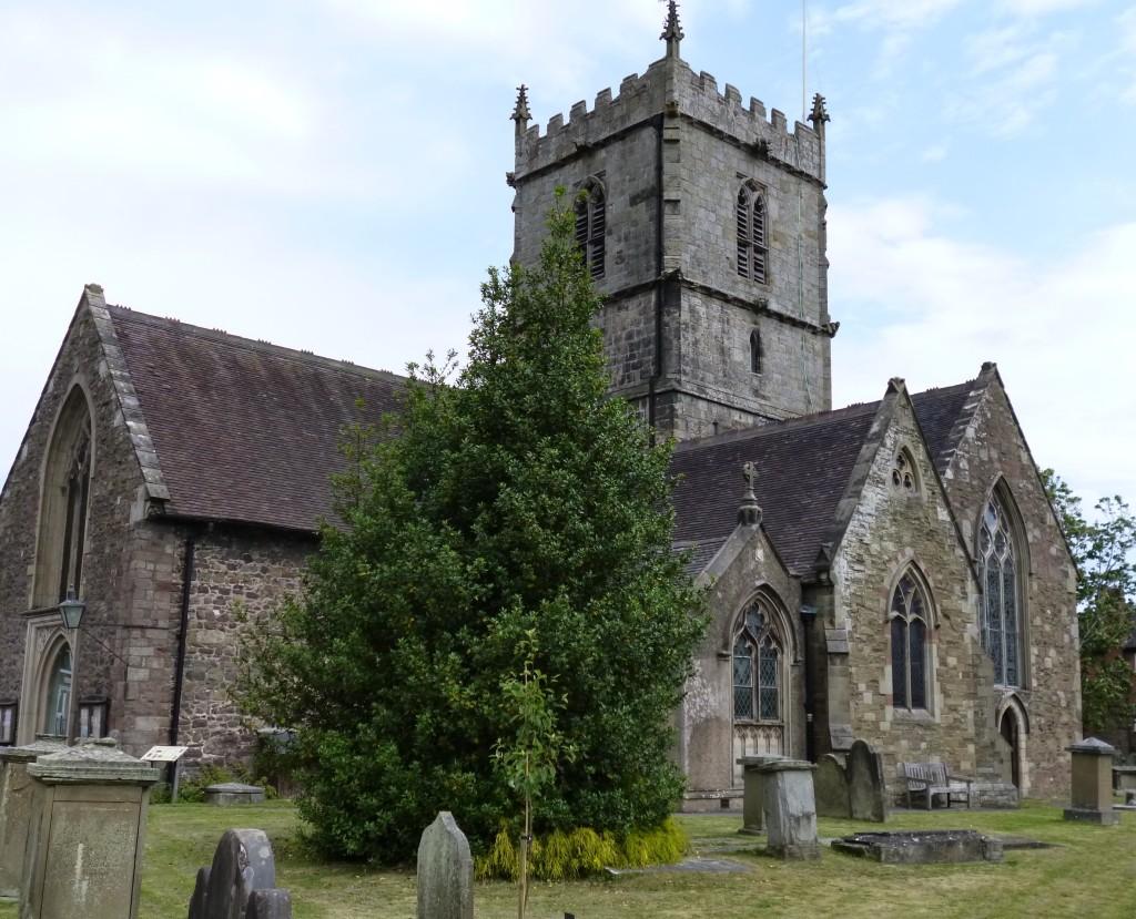 .....the church.....