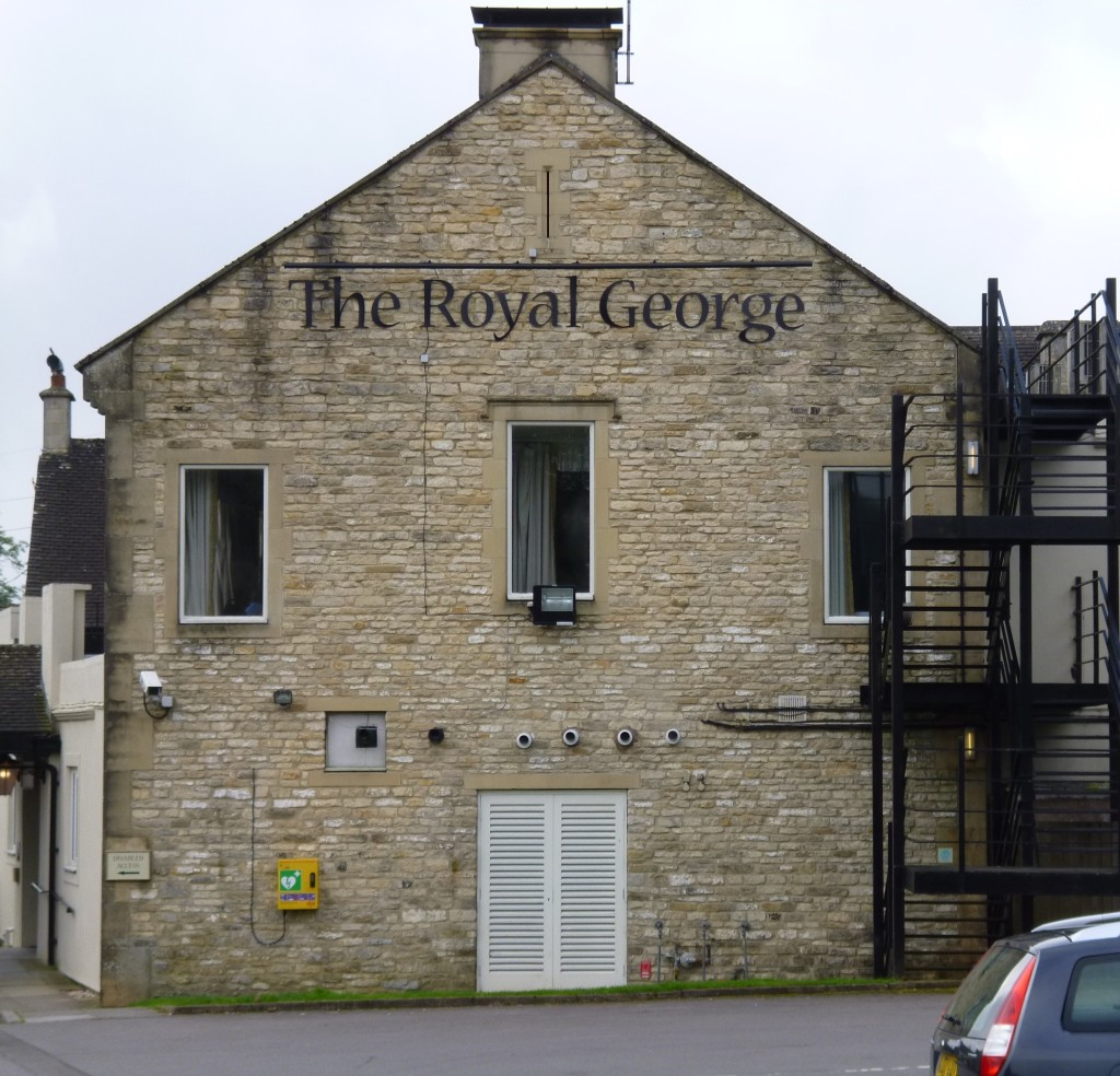 ....The Royal George Hotel.....