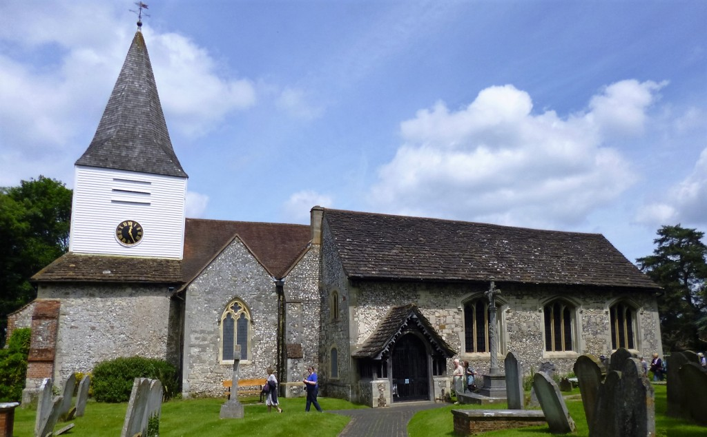 Church at Great Bookham
