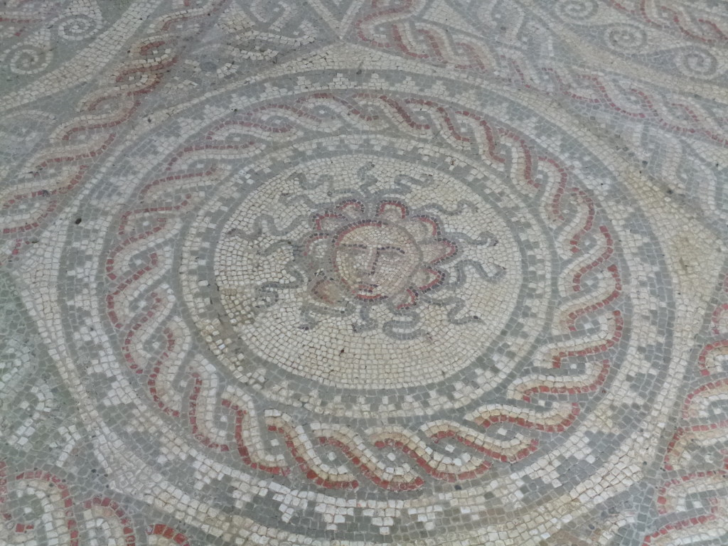 The mosaic