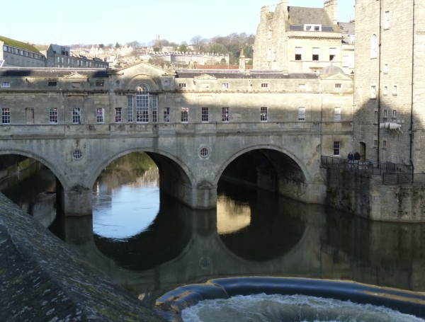 .....Pulteney Bridge.....