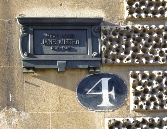 .....Jane Austen and her family lived......