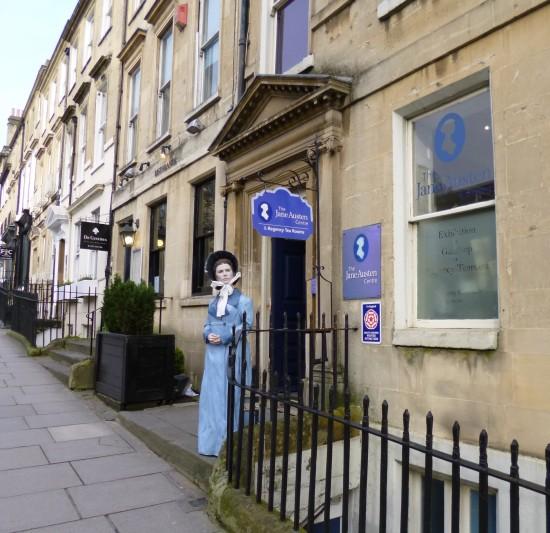 .....Jane Austen Centre.....