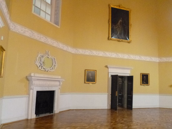 .....The Octagon Room....