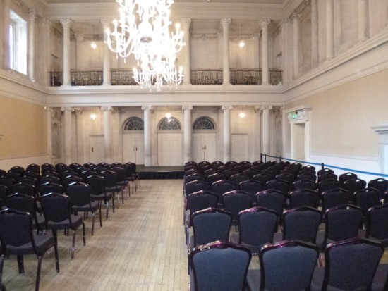 Room in the Assembly Rooms