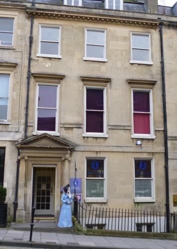 .....The Jane Austen Centre again....