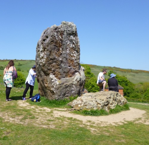 ......the Long Stone....