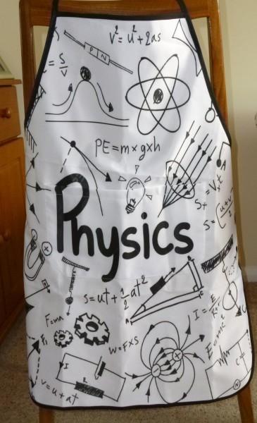 Special apron