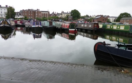 Modern use of the canal basin