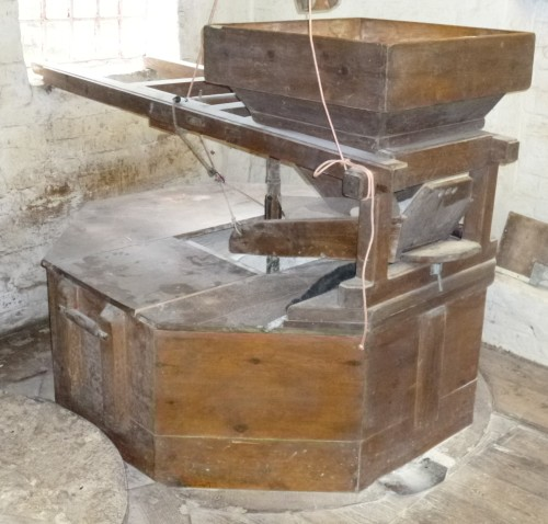 The mill working