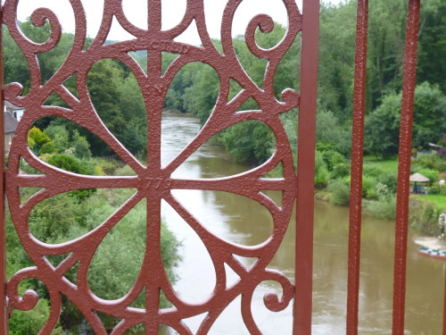 River Severn from the Iron Bridge