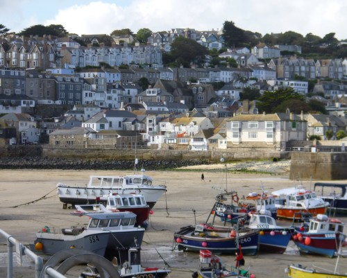 St Ives from Smeaton's Pier