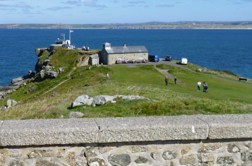 The Coastguard watch station