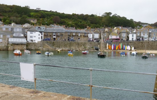 Mousehole harbough